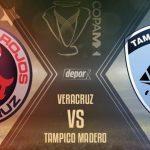 Veracruz vs Tampico Madero en Vivo 2018 Copa MX 2018