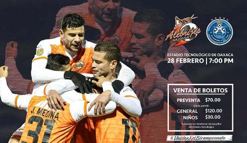 Alebrijes vs Puebla en Vivo Online Copa MX 2018