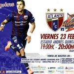 Atlante vs Alebrijes en Vivo Ascenso MX 2018