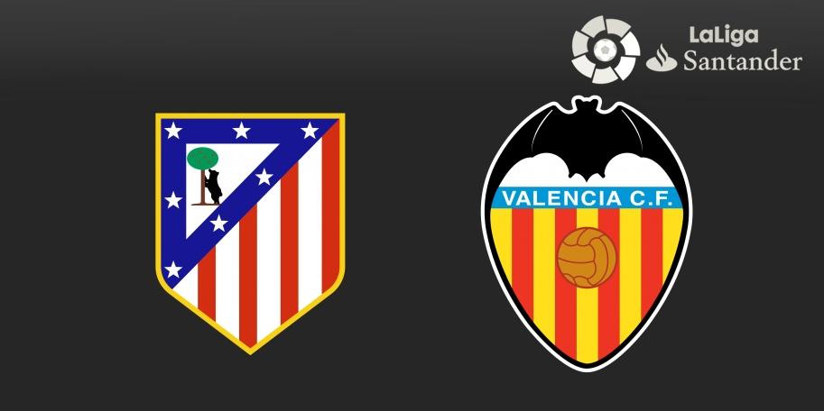 Atlético Madrid vs Valencia TDN en Vivo Liga MX 2018