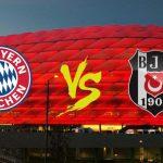 Bayern Múnich vs Besiktas en Vivo Champions League 2018