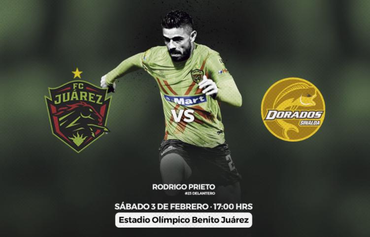 Bravos vs Dorados en Vivo Online Ascenso MX 2018