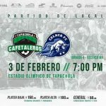 Cafetaleros vs Celaya en Vivo por TVC deportes Ascenso MX 2018