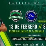 Cafetaleros vs Correcaminos en Vivo Ascenso MX 2018