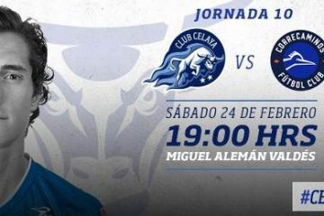 Celaya vs Correcaminos en Vivo Ascenso MX 2018