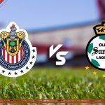 Chivas vs Santos en Vivo Online Liga MX 2018
