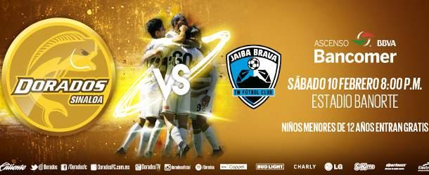 Dorados vs Tampico Madero en Vivo Online Ascenso MX 2018