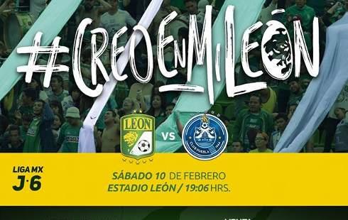 León vs Puebla en Vivo Online Liga MX 2018