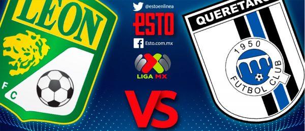 León vs Querétaro en Vivo Liga MX 2018