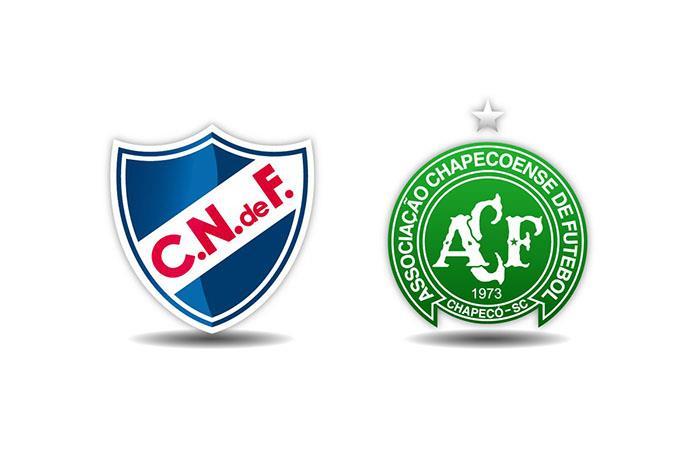 Nacional vs Chapecoense en Vivo Fox Sports Copa Sudamericana 2018
