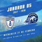 Pachuca vs Celaya en Vivo Copa MX 2018