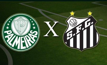 Palmeiras vs Santos en Viv Online fútbol Brasil 2018