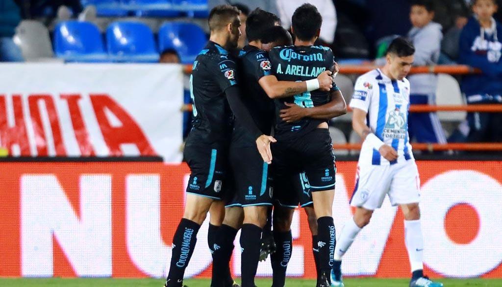 Querétaro vs Toluca en Vivo Liga MX 2018