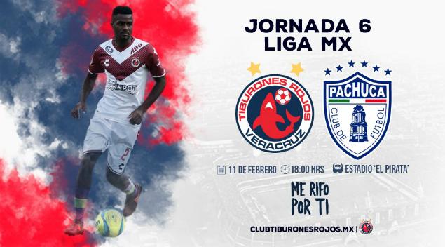 Resultado Veracruz vs Pachuca en Vivo Liga MX 2018