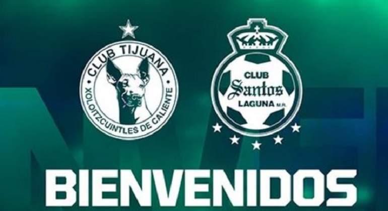Santos vs Xolos en Vivo por Internet Liga MX 2018