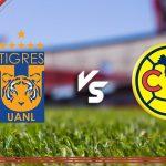 Tigres vs América en Vivo Online Liga MX 2018