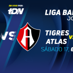 Tigres vs Atlas en Vivo Liga MX 2018