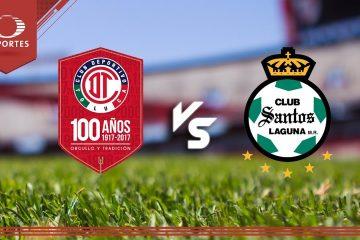 Toluca vs Santos en Vivo en Vivo Online Liga MX 2018