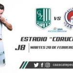 Zacatepec vs Atlético San Luis en Vivo Ascenso MX 2018