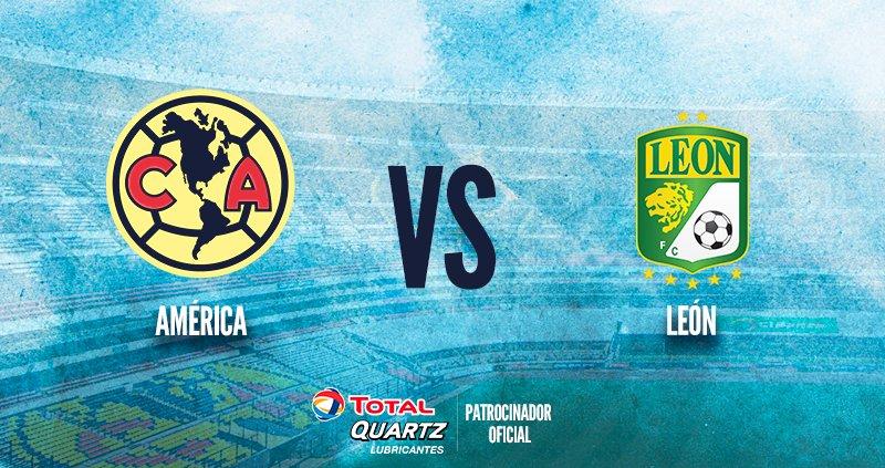 América vs León en Vivo Liga MX 2018