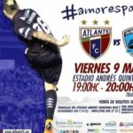 Atlante vs Tampico Madero en Vivo Ascenso MX 2018