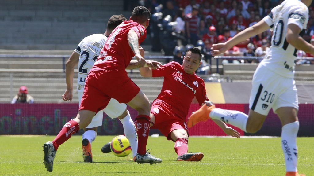 Cafetaleros vs Toluca en Vivo Copa MX 2018