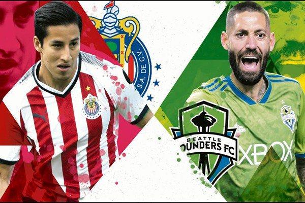Chivas vs Seattle Sounders en Vivo CONCACAF Liga de Campeones 2018