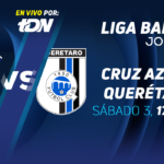 Cruz Azul vs Querétaro en Vivo Liga MX 2018
