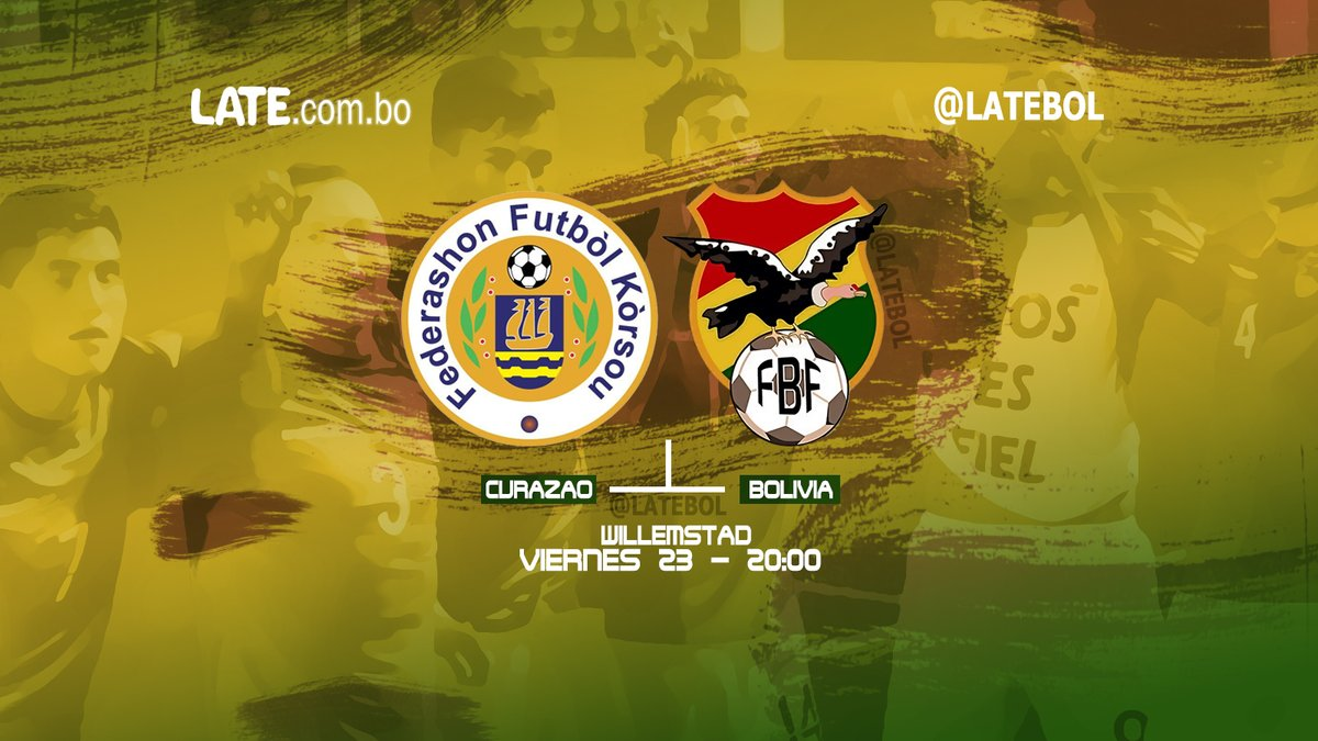 Curazao vs Bolivia en Vivo Amistoso 2018