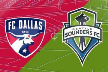 Dallas vs Seattle Sounders en Vivo MLS 2018