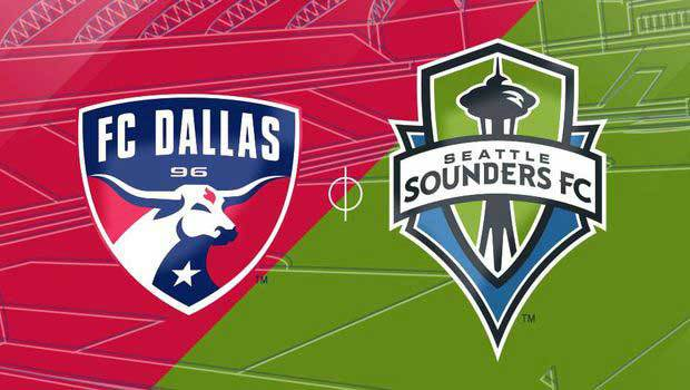Dallas vs Seattle Sounders en Vivo MLS 2018