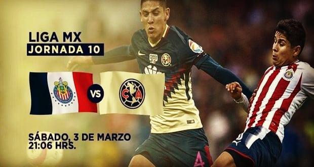 el clásico Chivas vs América en Vivo previo Club América Tijuana
