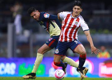 el clásico Chivas vs América en Vivo previo U.N.A.M. Guadalajara