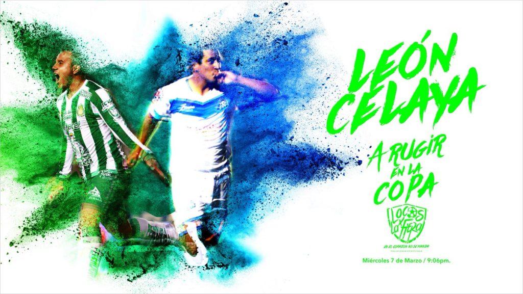 León vs Celaya en Vivo Copa MX 2018
