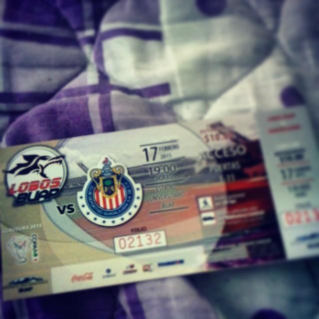 Lobos BUAP vs Chivas en Vivo Liga MX 2018