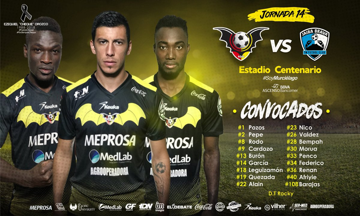 Murciélagos vs Tampico Madero en Vivo Ascenso MX 2018