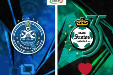 Puebla vs Santos en Vivo Liga MX 2018
