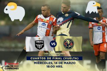 Tauro vs América en Vivo CONCACAF Liga de Campeones 2018