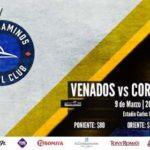 Venados vs Correcaminos en Vivo Ascenso MX 2018