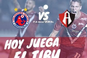 Veracruz vs Atlas en Vivo Liga MX 2018