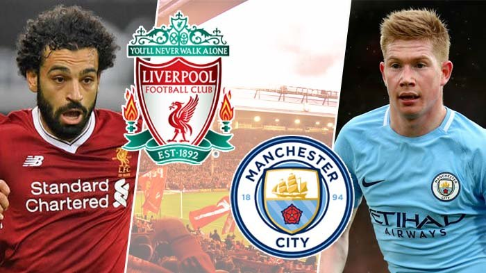 En que canal juega Liverpool vs Manchester City en Vivo 2018