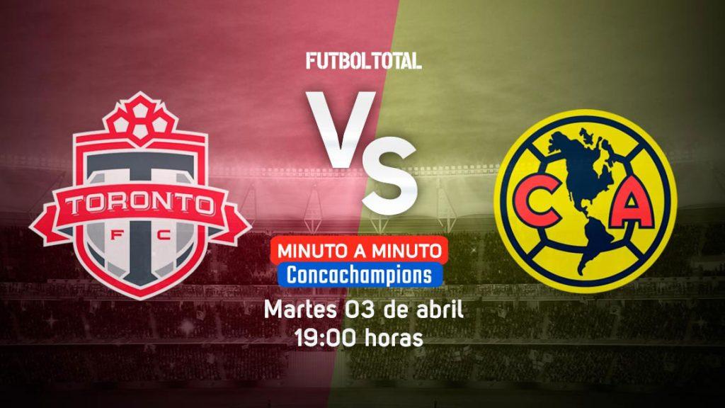 a que hora juega América vs Toronto en Vivo CONCACAF Liga de Campeones 2018