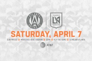 Atlanta United vs Los Angeles FC en Vivo MLS 2018