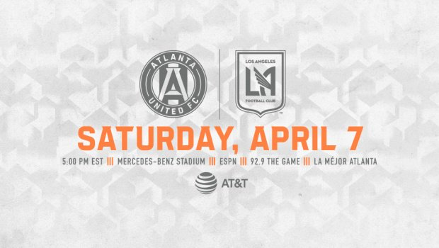 Atlanta United vs Los Angeles FC en Vivo MLS 2018