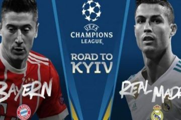 Bayern Múnich vs Real Madrid en Vivo Champions League 2018