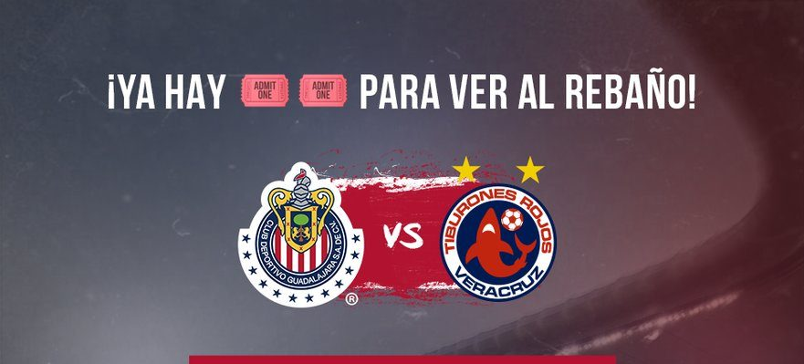 En que canal juega Chivas vs Veracruz en Vivo Liga MX 2018