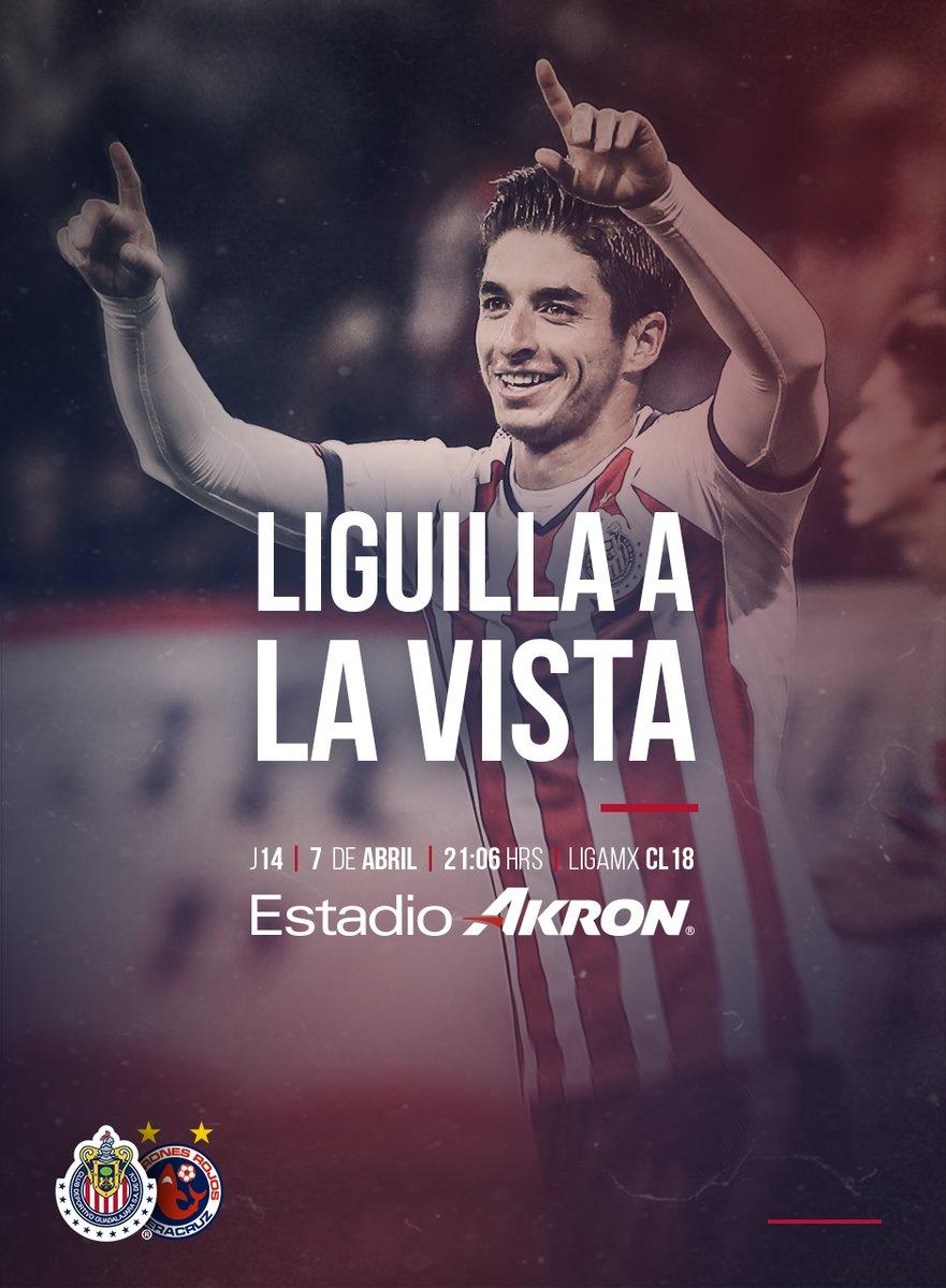 En que canal juega Chivas vs Veracruz en Vivo previo Veracruz Tijuana
