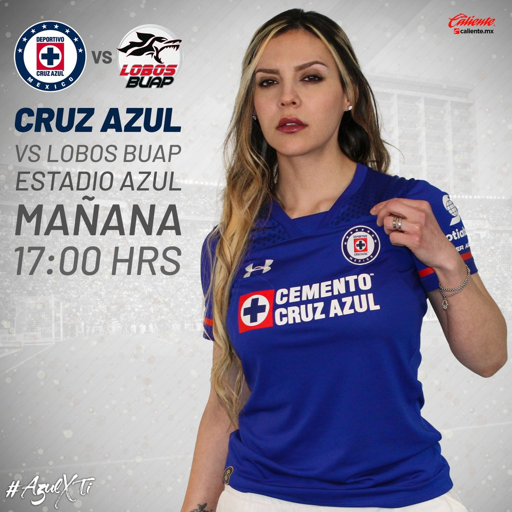 En que canal juega Cruz Azul vs Lobos BUAP en Vivo Liga MX 2018