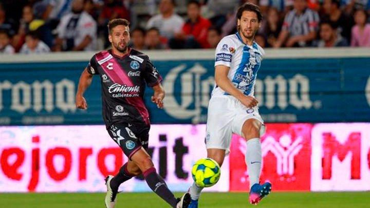 En que canal juega Puebla vs Pachuca en Vivo Liga MX 2018