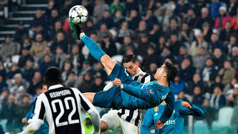 en que canal juega Real Madrid vs Juventus en Vivo Champions League 2018